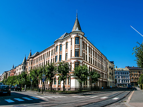 Riddervolds gate 10, Oslo