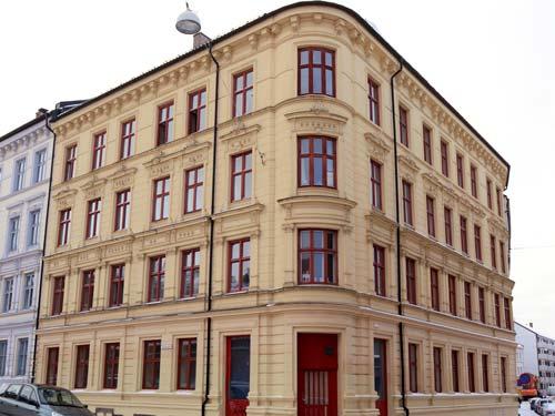 Seilduksgata 1, Oslo