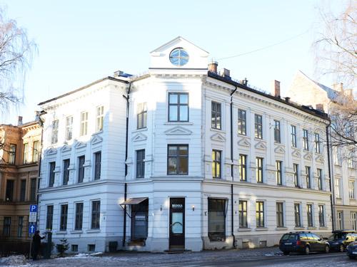 Sorgenfrigaten 16, Oslo