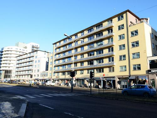 Sørkedalsveien 3-5, Oslo