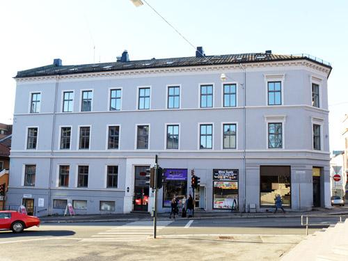 Ullevålsveien 1, Oslo