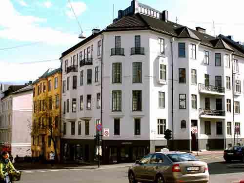 Uranienborgveien 12, Oslo