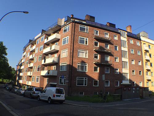 Fagerborggata 50, Oslo