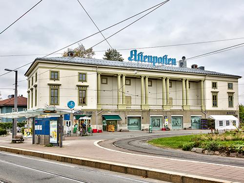 Vestgrensa 2 + 4, Oslo