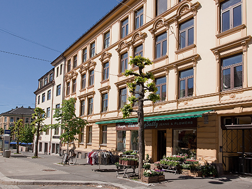 Vogtsgate 48, Oslo