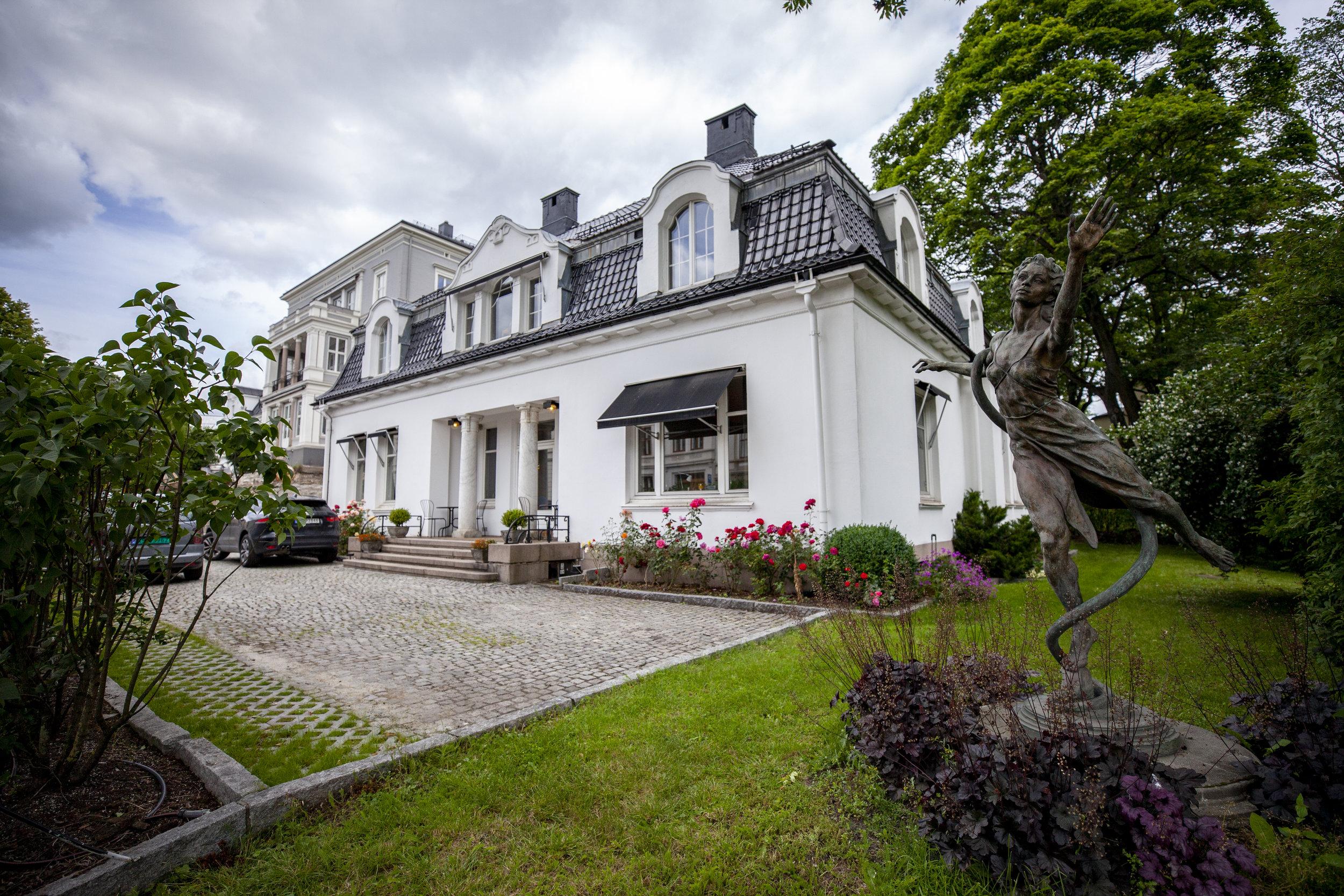 Colbjørnsens gate 1, Oslo