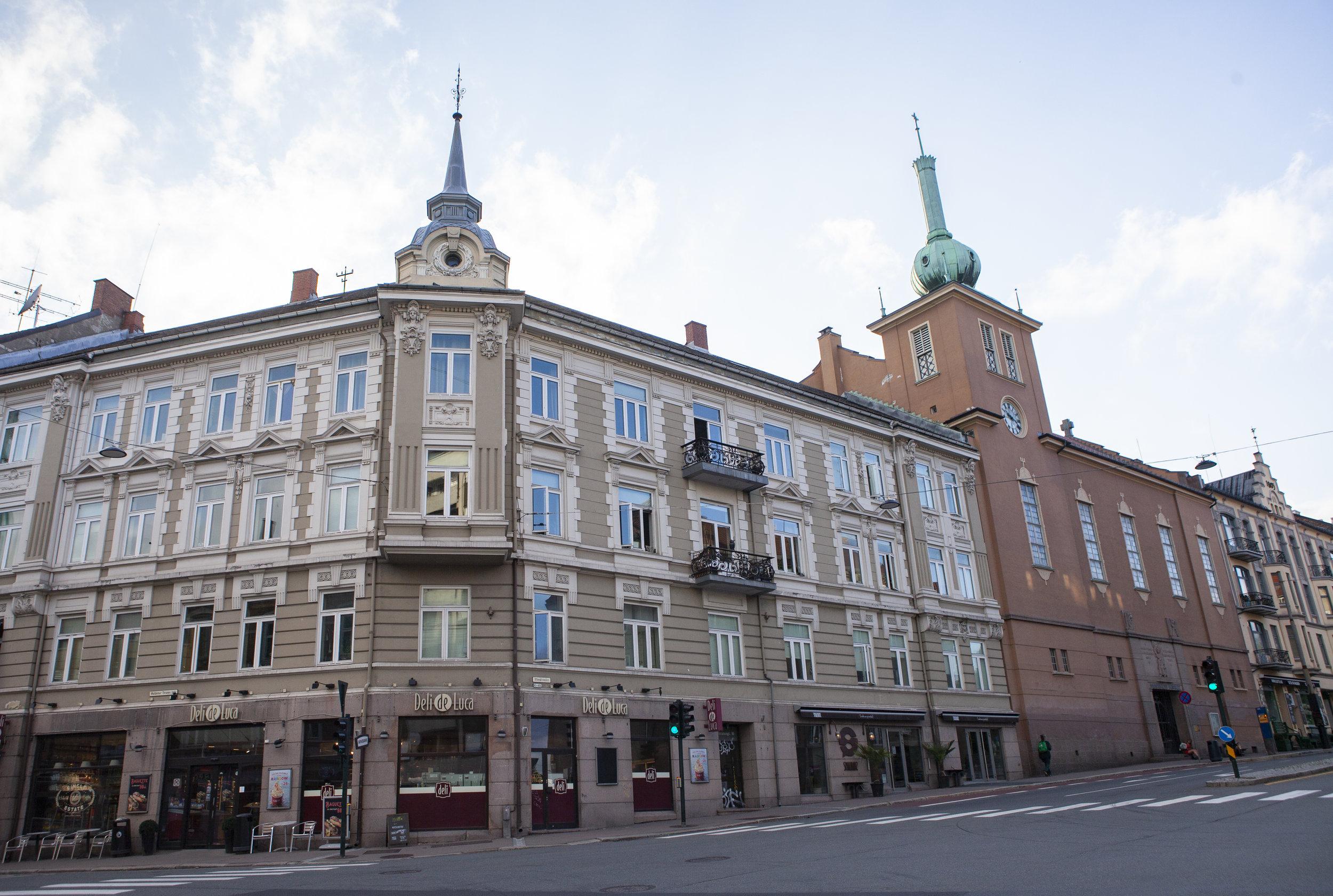 Waldemar Thranes gate 10, Oslo