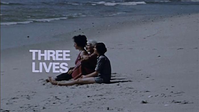 Three Lives  – Kate Millett (1971, 70 minutes)
