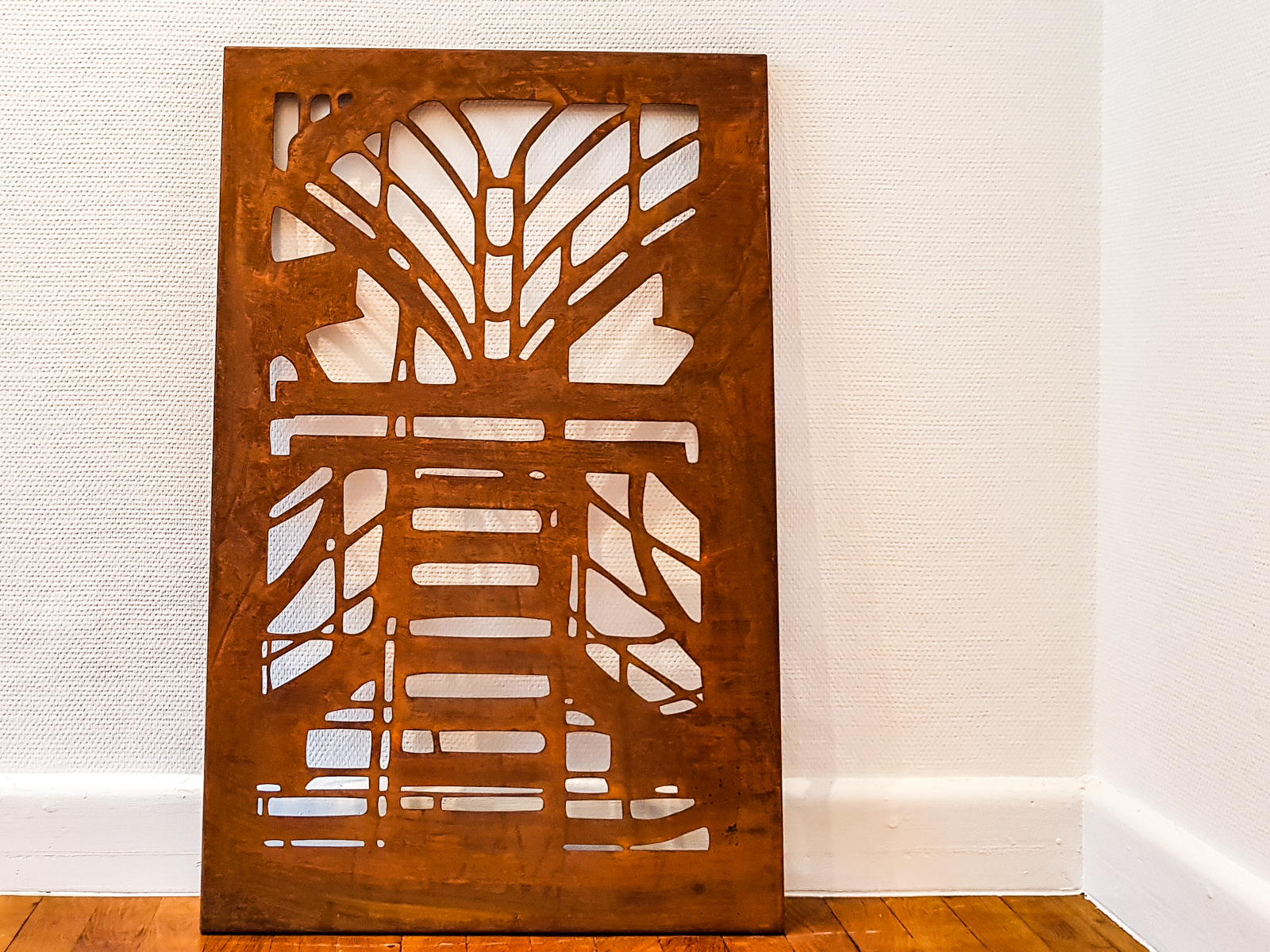 shadows of industrial past 2 - Metal Plate60 x 90 cmEUR 4.500