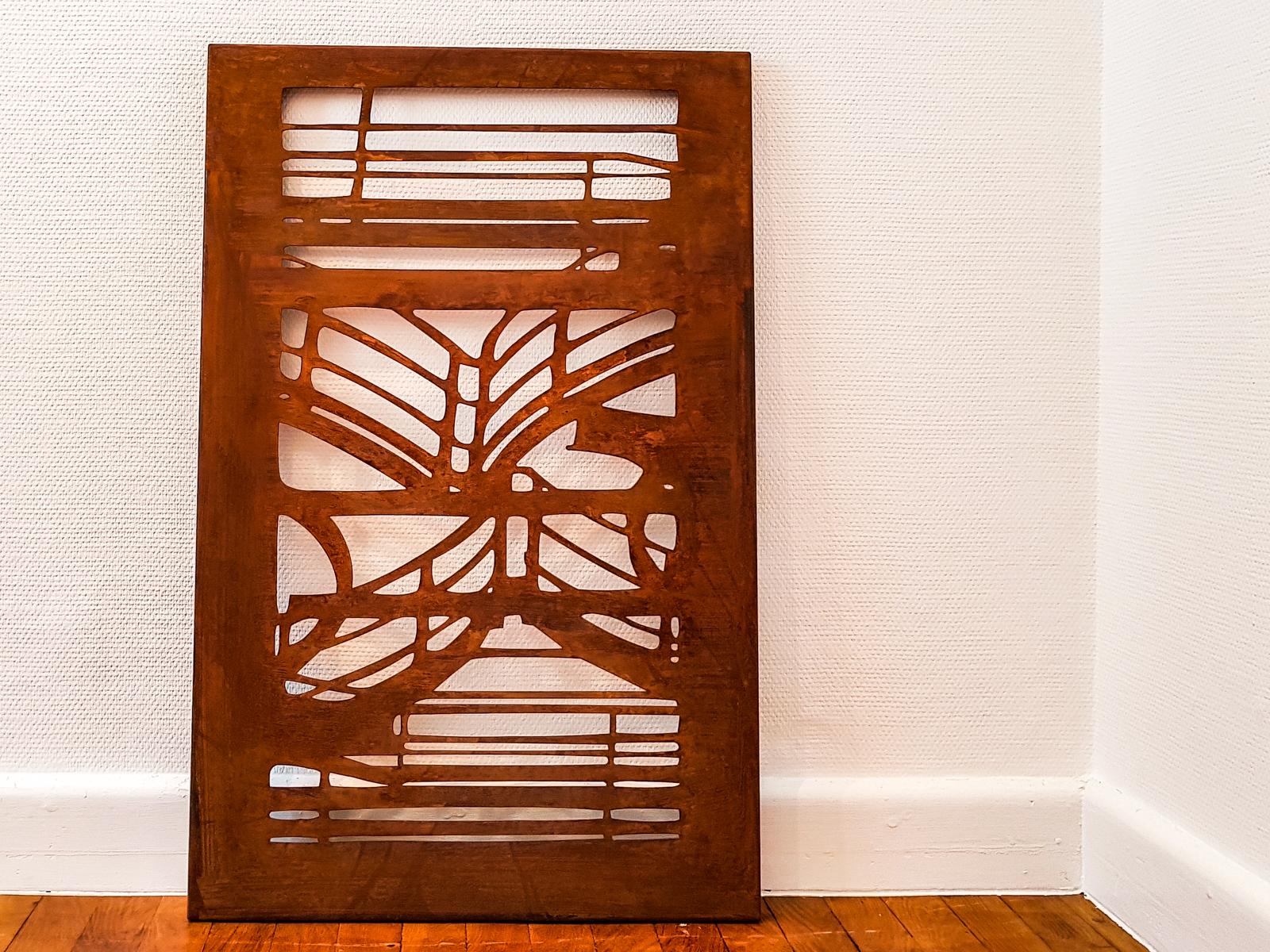 shadows of industrial past 3 - Metal Plate60 x 90 cmEUR 4.500