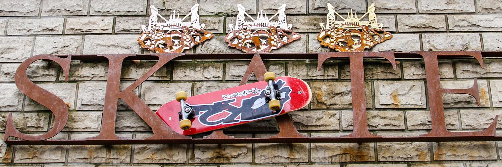petrusse skatepark -