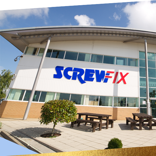 COMMUNICATING STRATEGY  WITH PURPOSE  SCREWFIX    READ MORE