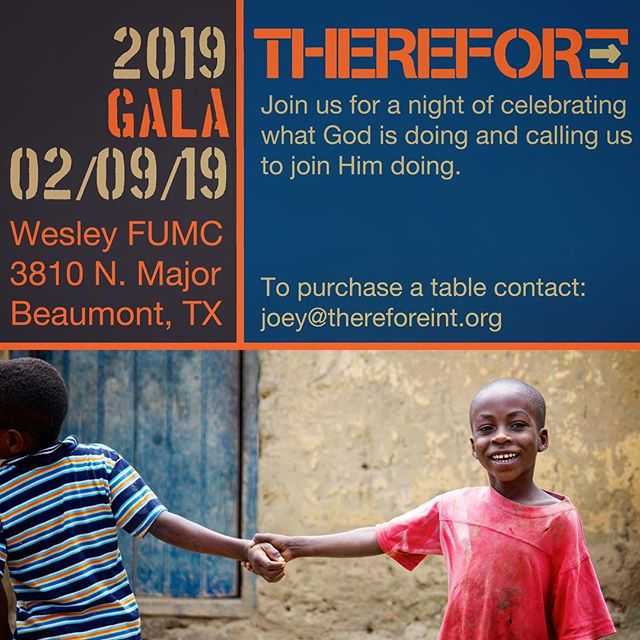 Hey, we're having a gala soon. Click the link in our bio for more information.