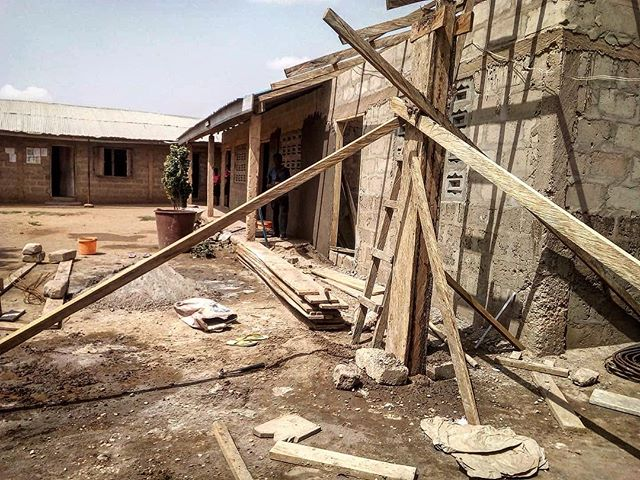 Things are being built in Vume. James Asilevi shared this picture of the construction going on for our school there. Take a moment today and pray for the students that will soon fill this classroom.