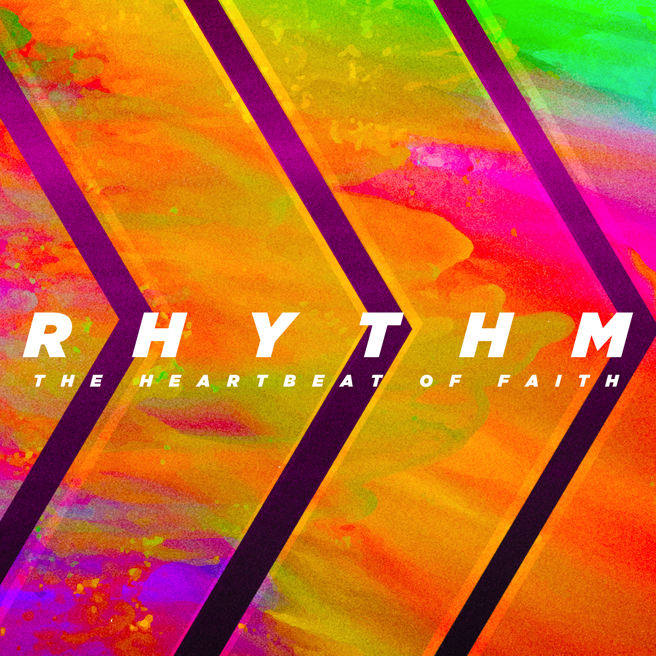 Rhythm - The Heartbeat of Faith