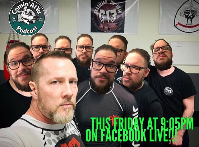 Tomorrow night live on Facebook at 9:05pm! Audio available tomorrow on iTunes, Spotify and wherever else you find your favorite podcasts!