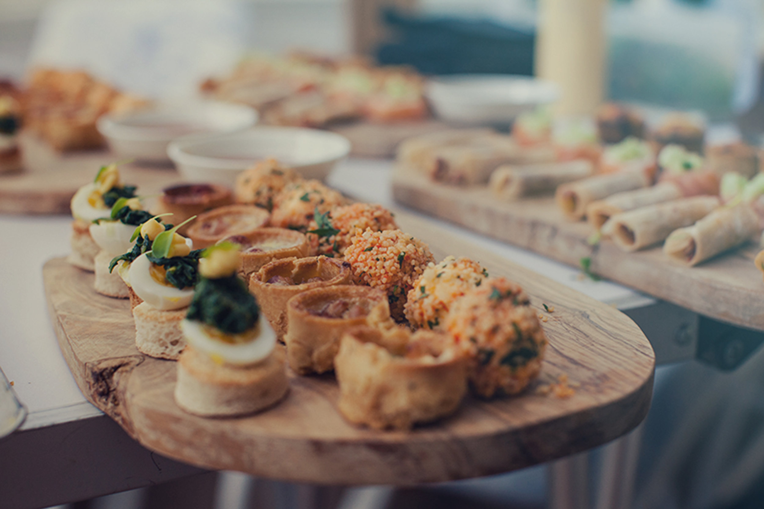 Catering & Drinks -