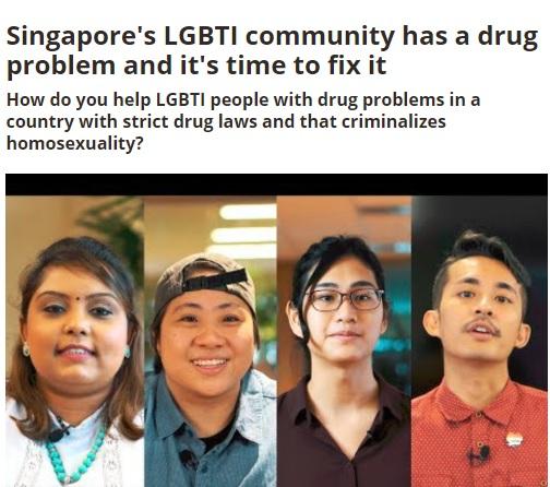 Gay Star News, 7 May 2018