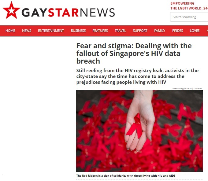 Gay Star News, 3 March 2019