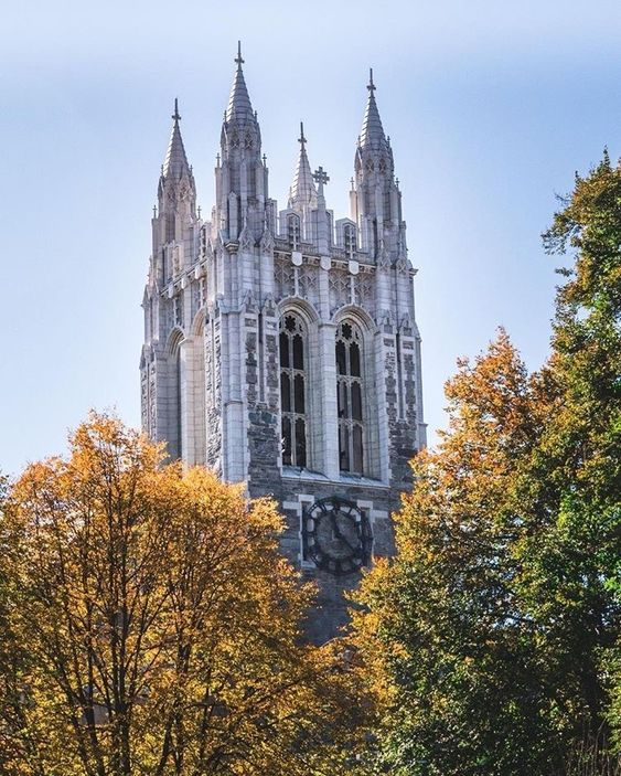 Boston College c/o @ bostoncollege