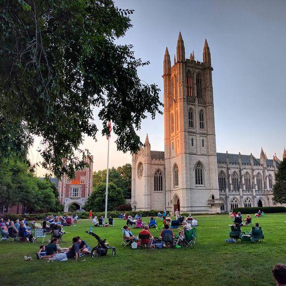 Trinity College, c/o @ trinitycollege