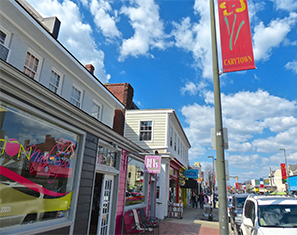 Cary Street, c/o  Carytown