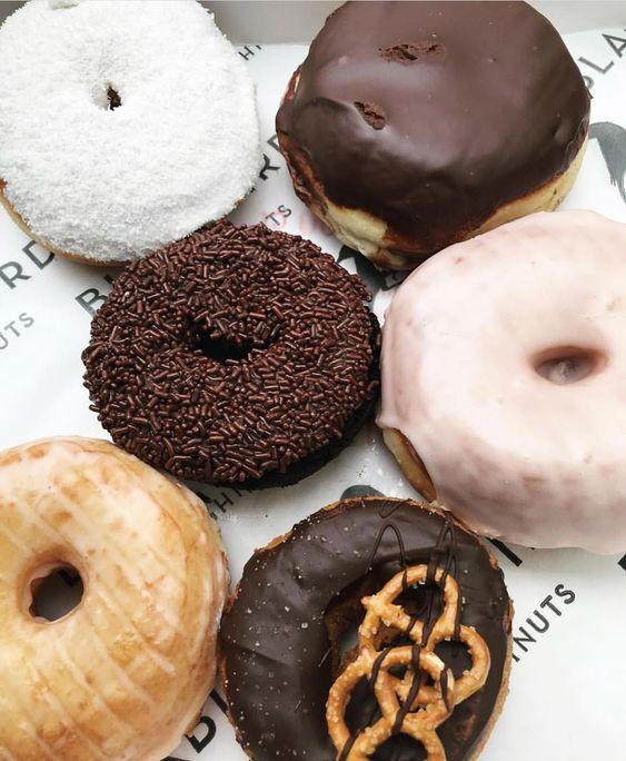 Blackbird Doughnuts, c/o @ blackbirddoughnuts