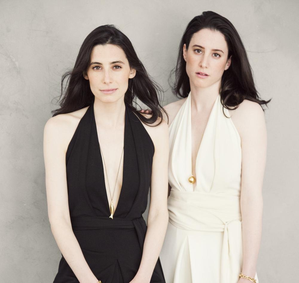 Danielle and Laura Kosann,  The New Potato