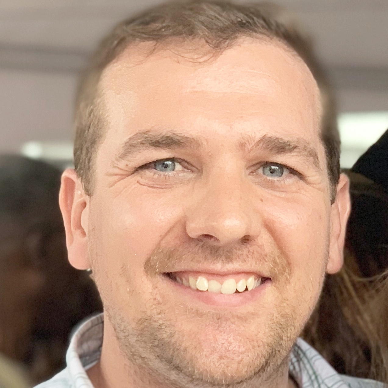 Caleb Strickland - Lead Pastor