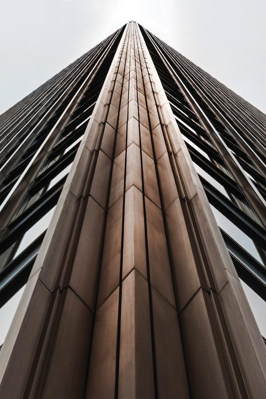 330 N. Wabash (formerly IBM Building) Mies van der Rohe, 1973