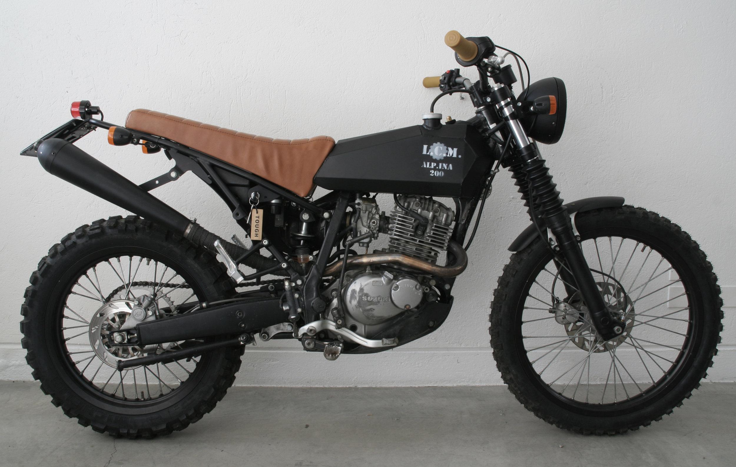Luogocomune Motorcycles bikes customized