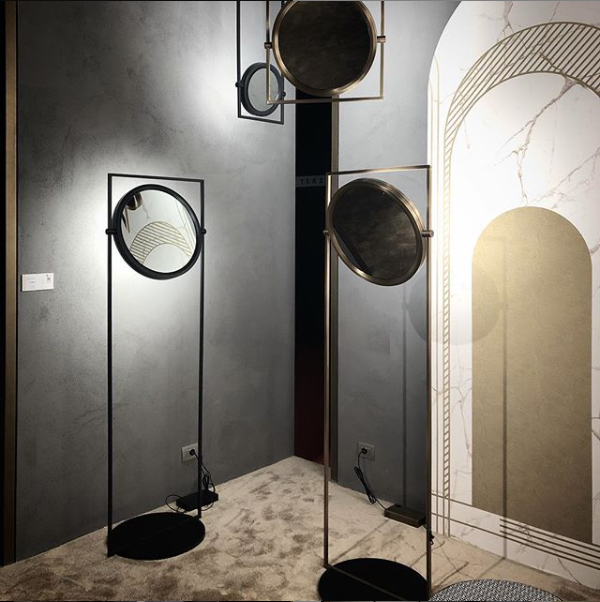 Dorian  @contardi_lighting  @marcellocolli   #euroluce2019   #lightdesign  #lightdesigner   #marcellocolli