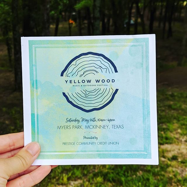 The festival is going on right now, come join us! . . . #yellowwoodfestival #onewithnature #mckinney #mckinneytx #mckinneytexas  #bemckinney