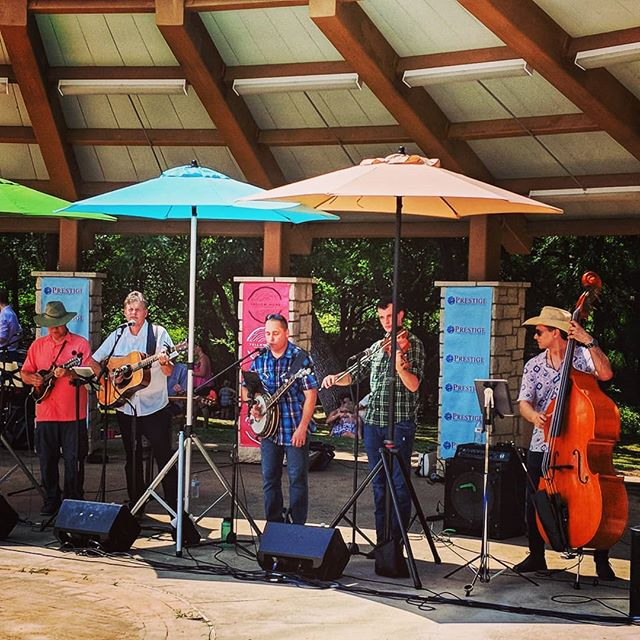 It was a great day for #livemusic 🎸🥁🎤 Thanks to everyone who came out! . . . #yellowwoodfestival #bemckinney #getoutside #mckinney #mckinneytx #mckinneytexas #texascountrymusic