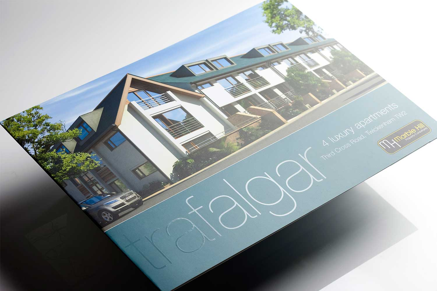 Luxury Property Brochures — Property CGI, Architectural