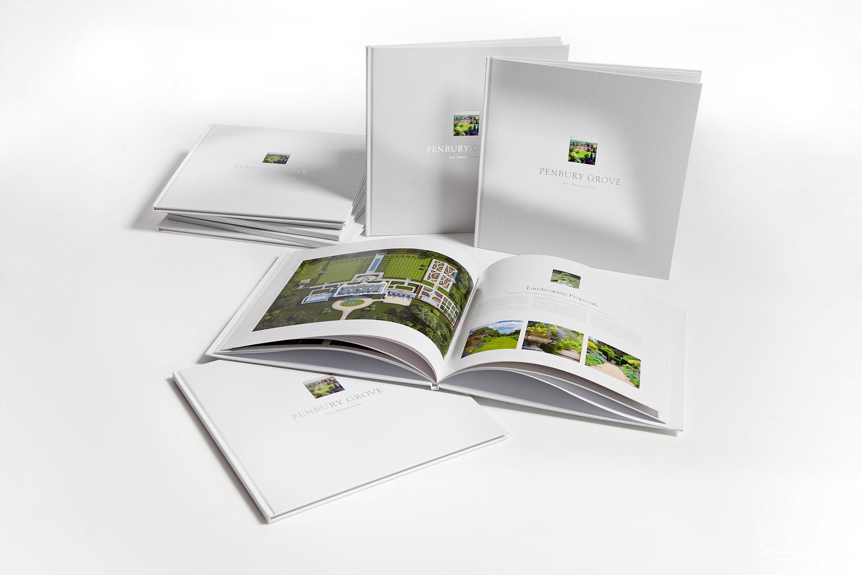 Property brochure design for Penbury Grove