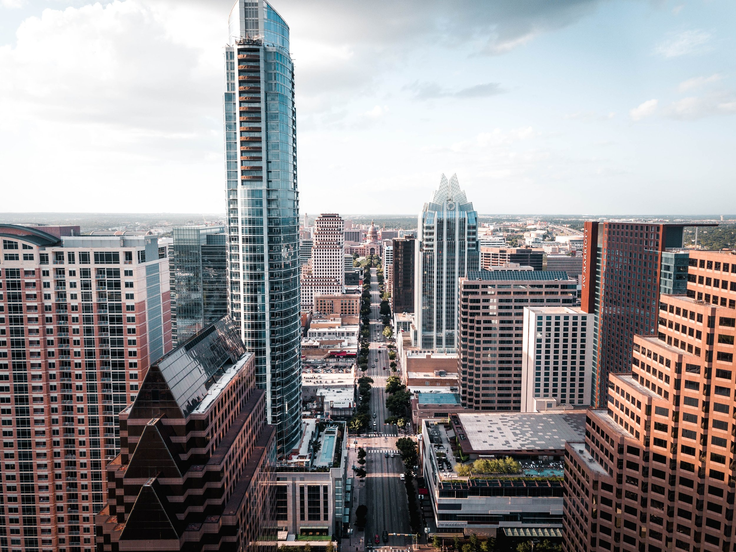 Now Hiring in Austin, TX on 183 & Burnet -