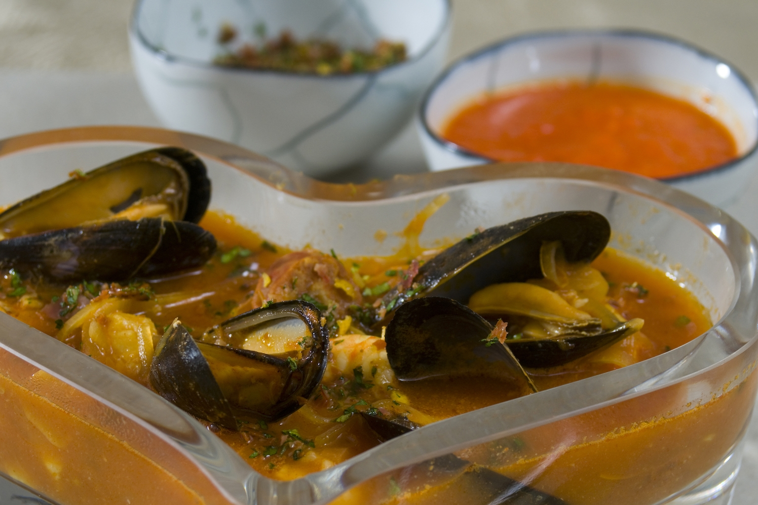 cataplana - with thanks to my portuguese cooking heroes! -