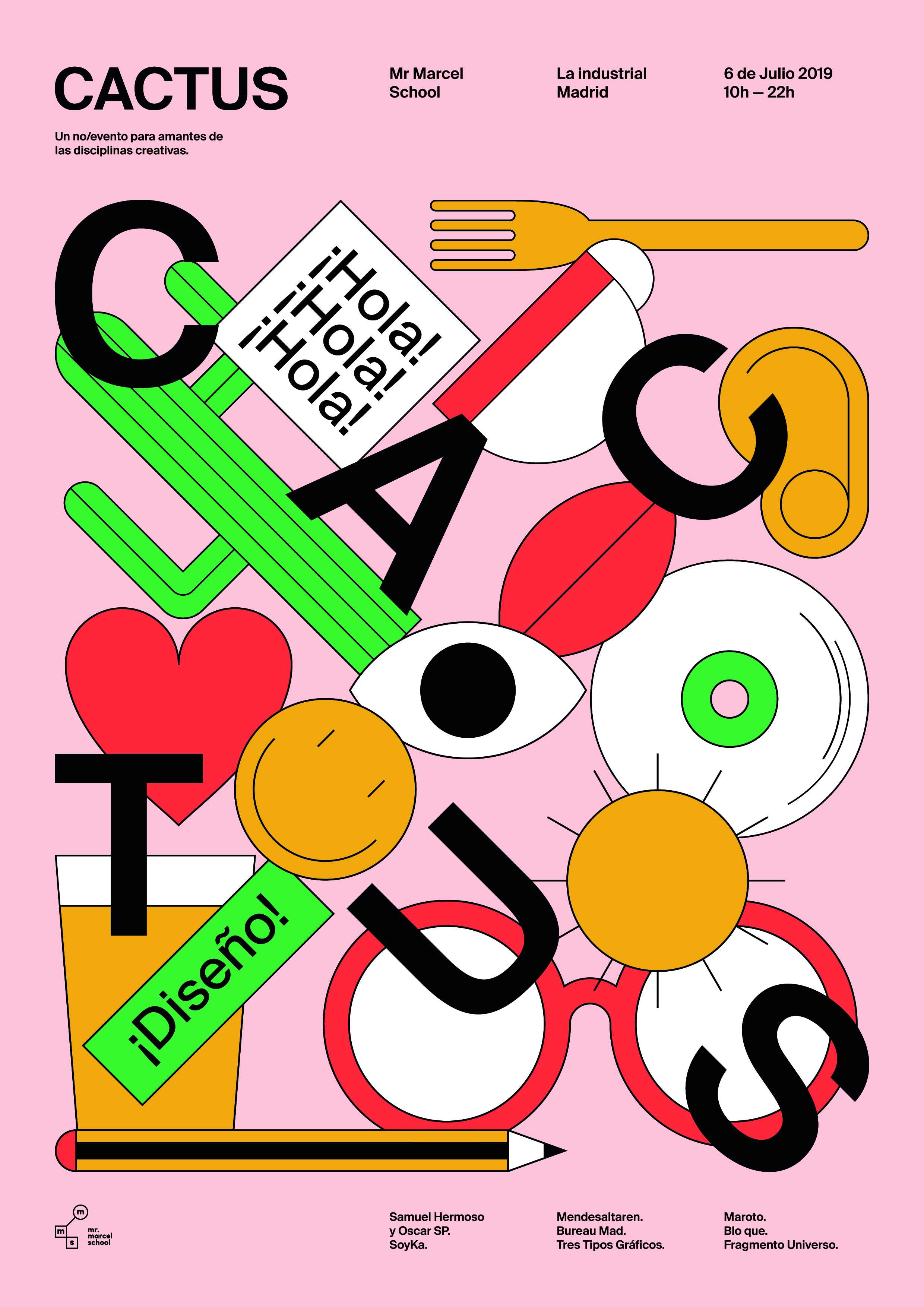 poster_design_illustration_cactus_madrid
