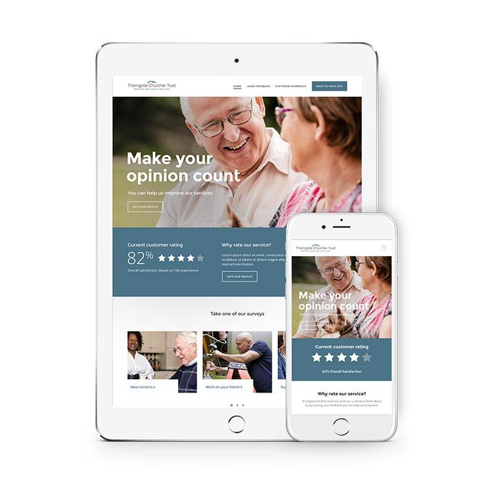 Thorngate Churcher Trust - http://feedback.thorngate.org.uk
