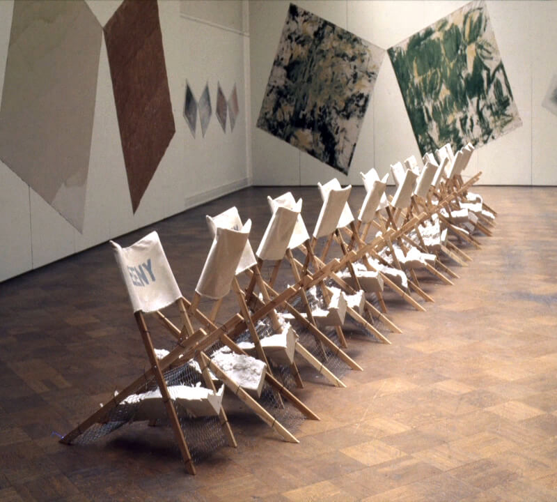Wayne E Campbell 1971–72 SECA Award Exhibition