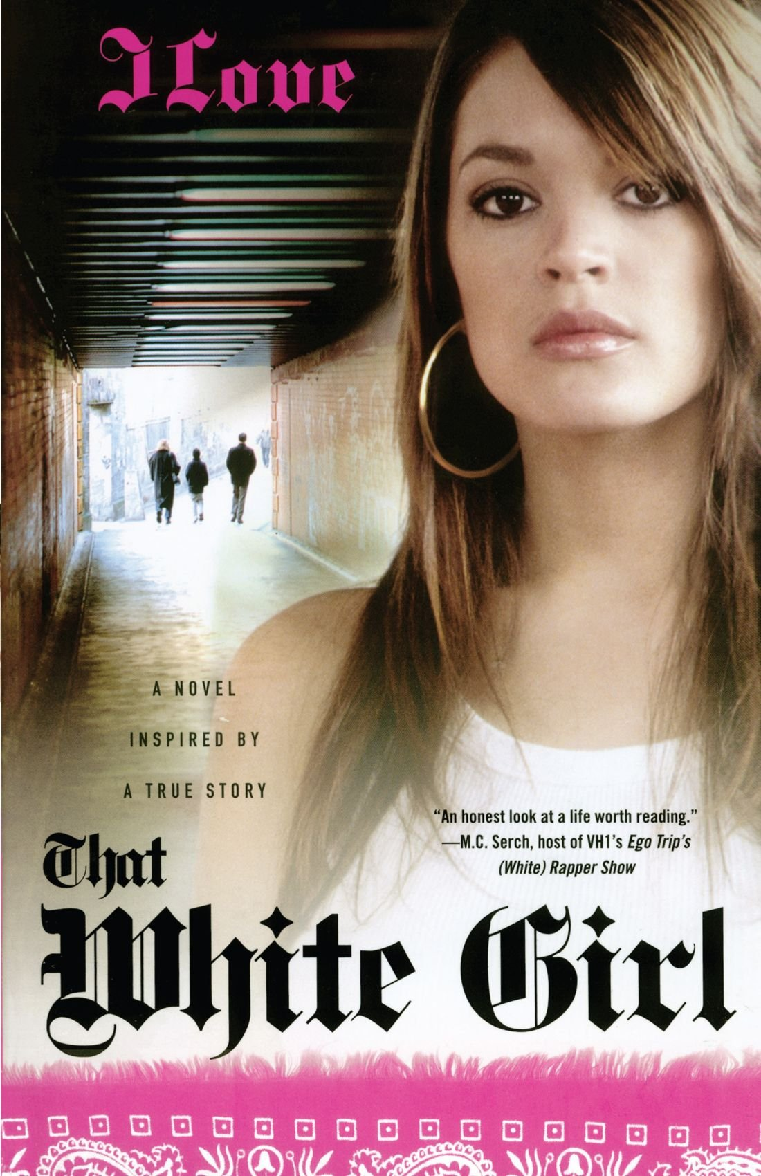 That White Girl - That White Girl is a fresh and hard-edged novel chronicling a young woman's quest for self-discovery while straddling two worlds, that of her middle-class Irish Catholic upbringing and her new family -- the Crips, America's notorious street gang. Based on JLove's incredible life story, this book is a sharp and candid coming-of-age story, with hip-hop as its backdrop.