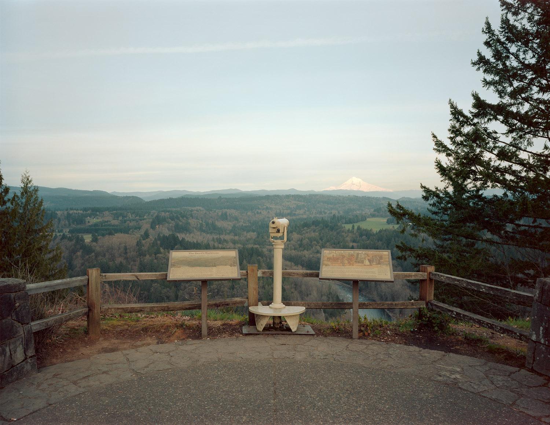 Jonsrud View Point, Sandy, Oregon, 2015