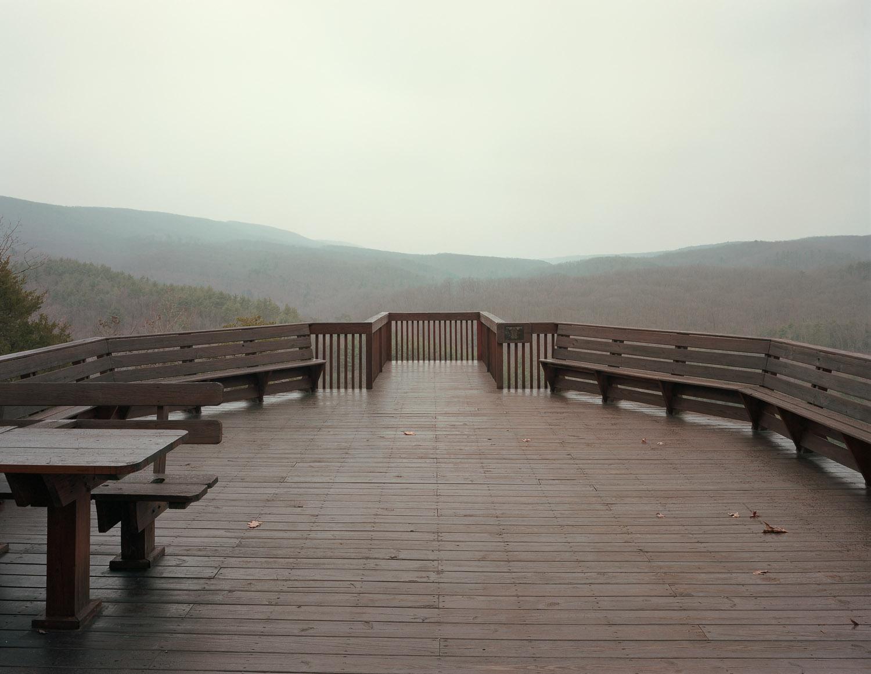 Scenic Overlook, Green Ridge State Park, Flintstone, Maryland, 2014