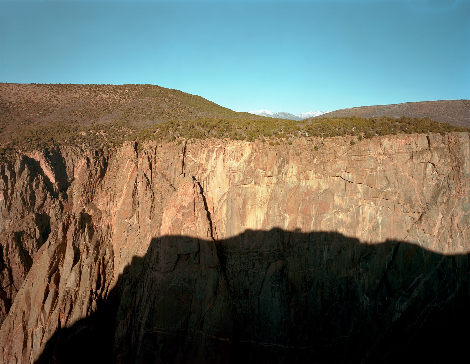 Chasm View, Black Canyon of the Gunnison N.P., Montrose, CO, 2015