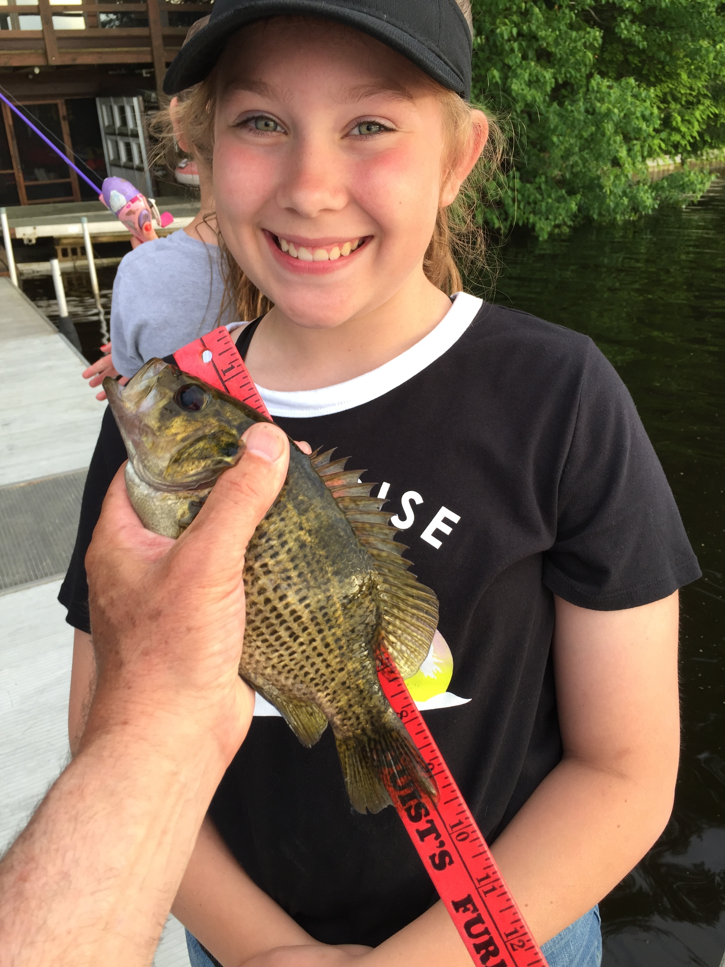 Grace 9.5 inch Rock Bass