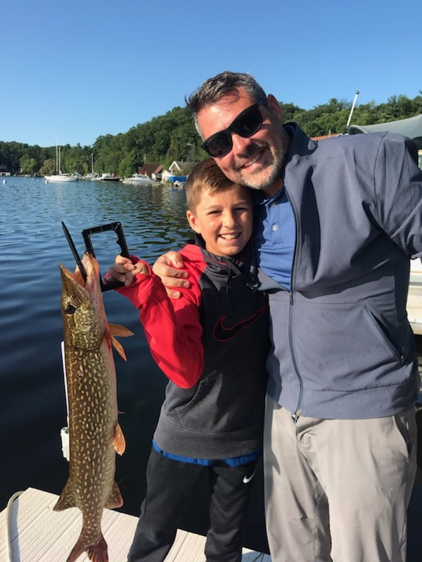 Brogan 28.75 inch Northern Pike