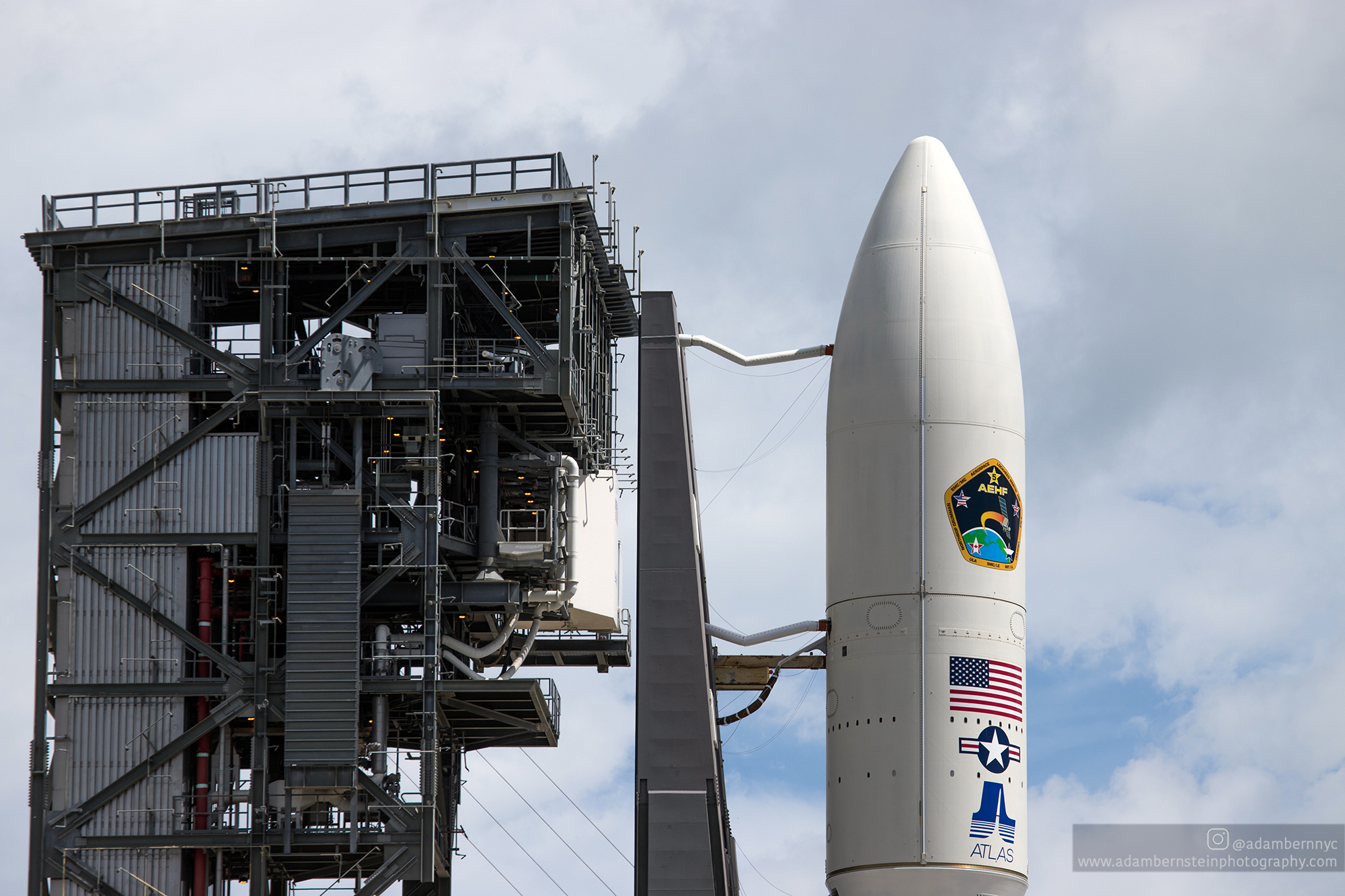 The Atlas V 511 rocket with Centaur upper stage and a payload fairing 5 meters in diameter. This upcoming flight would be the 80th mission of the Atlas V rocket since it's first launch in 2002.