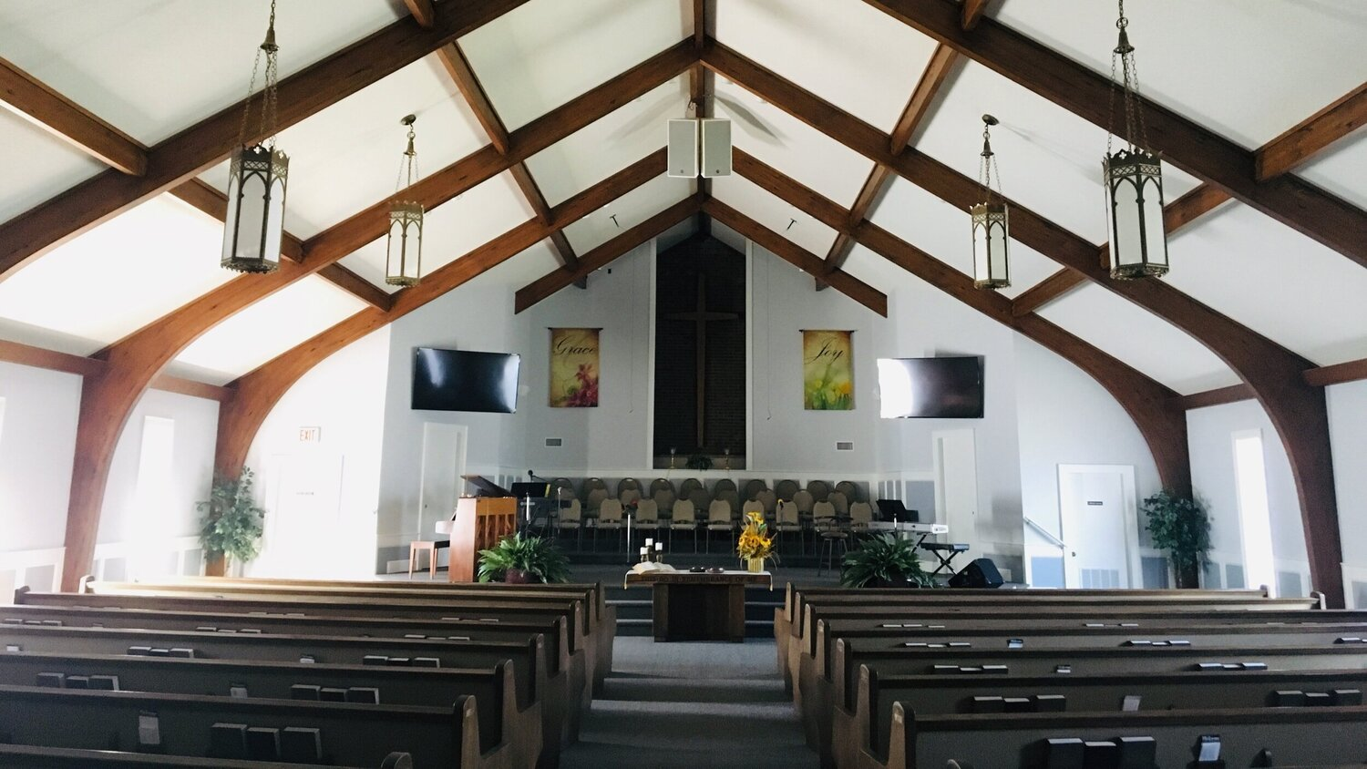 Our Sanctuary - Traditional Worship