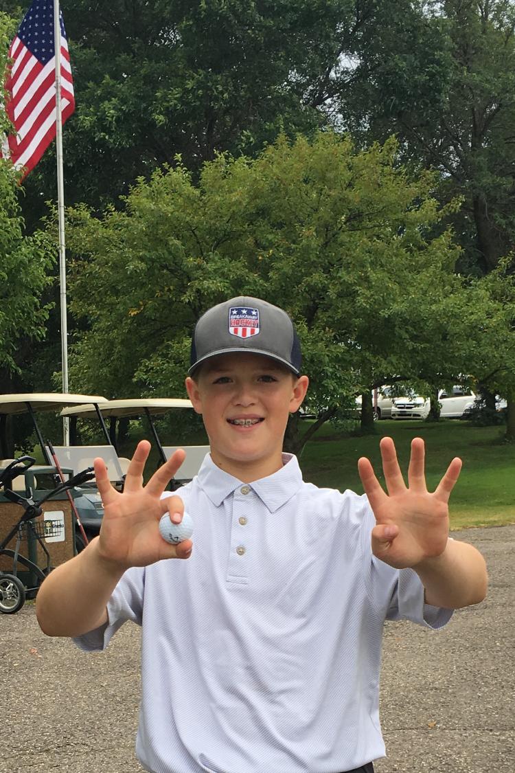 Ryan Holzer - HA 2017 Athlete of the Year